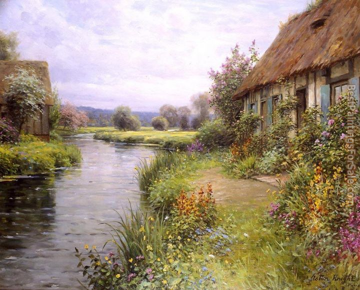Louis Aston Knight Paintings for sale